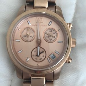 Michael Kors Rose watch